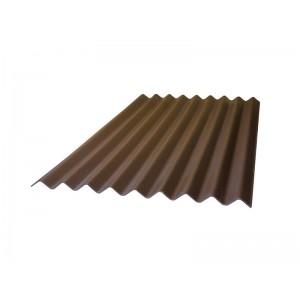 Лист тетон коричневый 1700х870х4,5