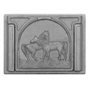 Дверца прочистная ДПр-3, 182х130, RLK 446  (Рубцовск)