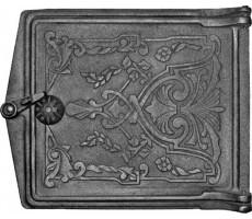 Дверца топочная ДТ-3, 250х210 глухая (Рубцовск)