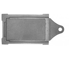 Задвижка печная ЗВ-3У, 155х275 (Балезино)