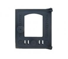 Дверца топочная ДТ-4, под стекло (Балезино)