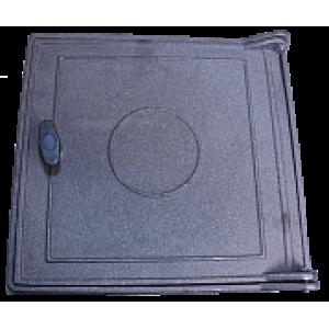 Дверка топочная Ш430-010-01; 290х310 мм; 5 кг