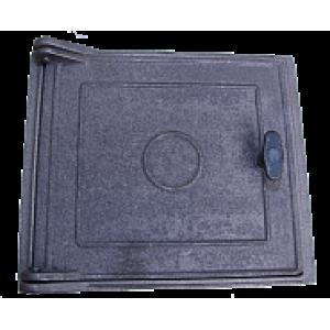 Дверка топочная ДТ-7 Ш451-000; 245х290 мм; 4,5 кг