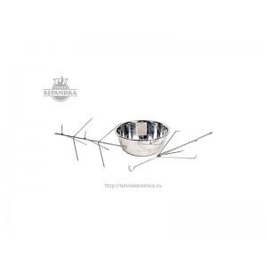 Набор универсальный ТехноКерамика 240 мм (ёлочка +курница) для тандыров